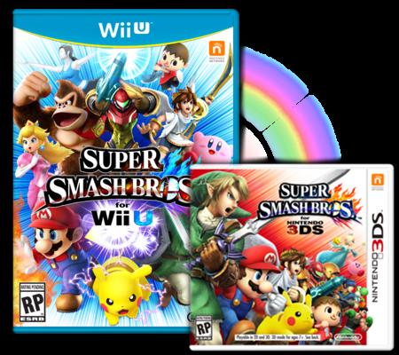 [Discussão] Super Smash Bros. for Wii U/3DS Smash